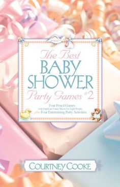 The Best Baby Shower Party Games & Activities « Library User Group