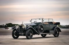 1922 Rolls-Royce Silver Ghost 4050 HP Tourer in the style of Hooper