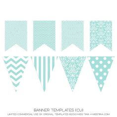 SHCO Confectionery - CU - Shapes/Templates - Banner Templates {CU} - Join at www.sugarhillco.com/cc