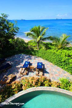 Rambutan Villa, Virgin Gorda, British Virgin Islands. Secluded tropical paradise...Click for more info!