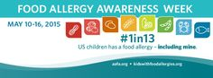 15 Easy Ways to Make a Difference and Raise Food Allergy Awareness | Kids With Food Allergies