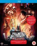 Fullmetal Alchemist Brotherhood Collection One (Eps 1-35) Blu-ray 8.00 with Prime or 9.98 with delivery (was 33) plus other anime
