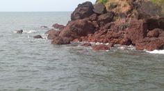 Rocks as barriers' for the Sea...! @Softtek #photobook
