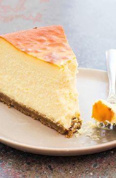 Low FODMAP Recipe and Gluten Free Recipe - New York cheesecake