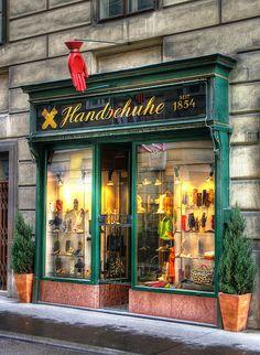 Gloves Shop (1854) Vienna, Austria