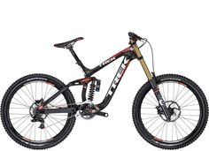DownHill Bike TREK - Session 9.9, with Special Mountain Carbon Fibre Frame by a crazy price - $8,929.99 :)