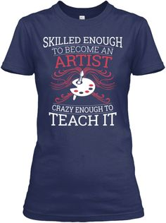 Skilled Enough - Art Teacher