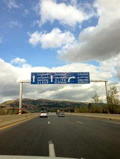 Algeria Road