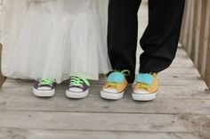 converse wedding shoes by cristina