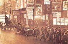 #retweet #postcard Nostalgia Postcard King's Royal Rifle Corps, London, November 1915 #N123 http://stores.ebay.co.uk/stampsvintage