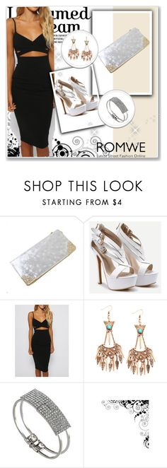 """ROMWE - 2"" by elmat ❤ liked on Polyvore"