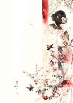 by Ibuki Satsuki/ Asian art