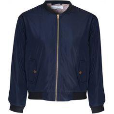 Unisex oversized bomber jacket by MUF10 Crew Copenhagen | Style