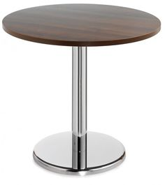 The #Dams #Pisa range is #Perfect for any #Cafe or #Bistro area. This #Table features a circular MFC top #LOFDirect