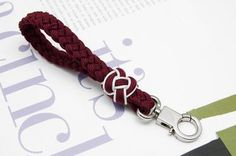 Paracord Key Chain with Turk's head knot Nice, clean and very attractive, Nicely done!