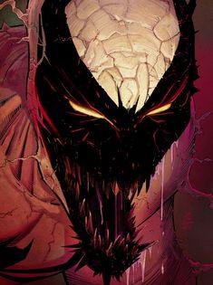Anti-Venom by John Romita Jr.