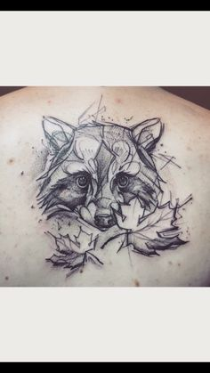 Ideas Tattoo Animal Graphique For 2019 Sister Tattoos, New Tattoos, Tattoos For Guys, Small Tattoos, Cool Tattoos, Tatoos, Sketch Style Tattoos, Tattoo Sketches, Tattoo Drawings