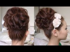 Special Occasion Big Bouffant Hair Tutorial