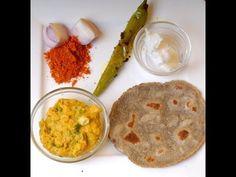 Zunka - Junka - Pitla is a preparation using besan gram flour and spiced up to enjoy with poori,bakhri and roti