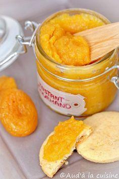 Pâte d'abricots aux pommes & à l'amande Chutney, Compote Recipe, Salsa Dulce, Creme Dessert, Dessert Parfait, Sweet Recipes, Vegan Recipes, Cooking Time, Love Food