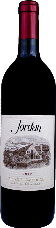2010 Jordan Cabernet SauvignonBlend from United States