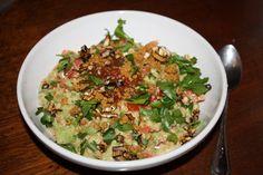 Vegan Epicurean: Savory Oats ... wait 'til you see the nutrition!