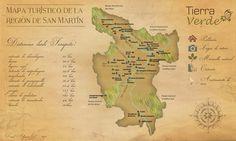 Tierra Verde Tours - Mapa
