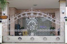 Cổng INOX Hà Nội 11 Main Gate, Gates, Music Instruments, Audio, Gate, Musical Instruments