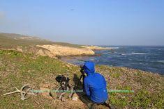 Photography at Orr's Camp on Santa Rosa Island