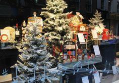 Behind the Magic: Christmas Window