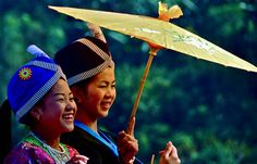 Laos's girls in North Laos-Hmong festival.  #hmong #northlaos #girls #festival #laos