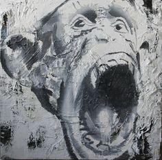 no title / malarstwo olejne / 100/100 cm, rok: 2015