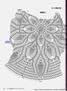 Herhangi Lucy ile Esintileri Croche: Bolero