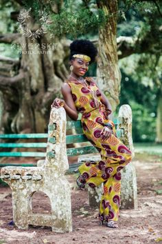 Hot Shots: Rexy Night In The African Queen Project With Kiki Clothing Shot By Riversky Photography | FashionGHANA.com: 100% African Fashion