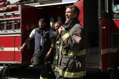 Behind The Scene || Chicago Fire || ALWAYS || 3x01