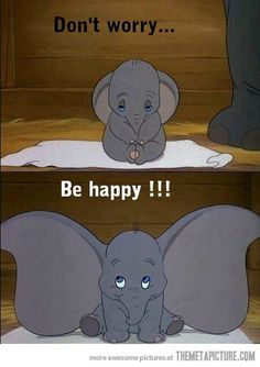 Be happy! ♥★♥★♥