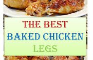 The Best Baked Chicken Legs - Avacado Ideen Baked Chicken Legs, Moist Chicken, Baked Chicken Recipes, Lemon Chicken, Chicken Thigh Marinade, Chicken Marinades, Chicken Thighs, Corn Avocado Salad, Roasted Vegetables