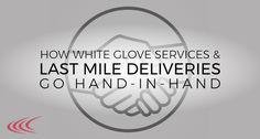 Shippers should consider investing in and exploring the use of robotics and automation within last mile delivery and logistics operations to implement more white glove services and provide that added level of finesse consumers want. Last Mile, White Gloves, Need To Know, Investing, Delivery, Robotics, Exploring, Robots, Robot