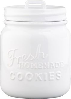 Homemade Cookie Jar in Food Containers, Storage | Crate and Barrel