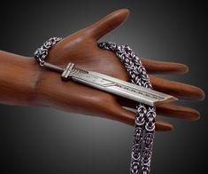 Final Fantasy Buster Sword Necklace   DudeIWantThat.com