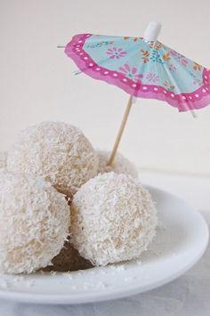 Perles de coco - Recette chinoise