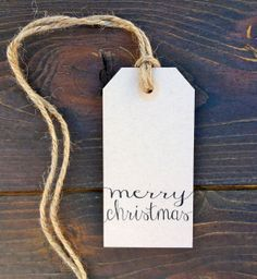 challenge yourself to make sets of gift tags then see if you can sell them...plan carefully size, paper, printing, etc.