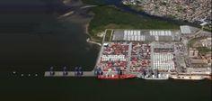 Recebida pelo CEO da TCP, Luiz Antonio Alves, a vice-governadora conheceu o plano de investimentos do Terminal para os próximos 35 anos  A TCP (empresa que administra o Terminal de Contêineres de Paranaguá) recebeu, na última semana, a vi