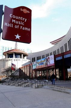 Country Music Hall of Fame ~  Nashville