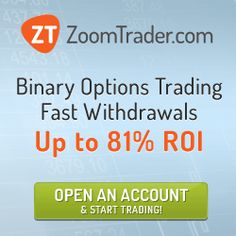 The ZoomTrader platform comes with advanced trading methods and alternative modes for trading binary options more effectively and safely.