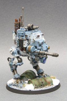 Warhammer Paint, Warhammer Models, Warhammer 40000, Warhammer Imperial Guard, 40k Imperial Guard, Guardia Imperial 40k, Ice Warriors, 40k Armies, Warhammer Terrain