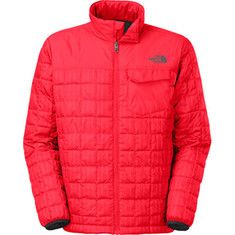 The North Face  ThermoBall Snow Jacket - Fiery Red