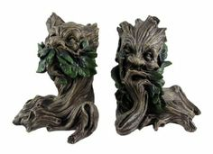 Bookends Tree Man