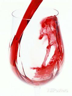 Red Wine Pouring Photographic Print by Steve Baxter  love this for kitchen or den.