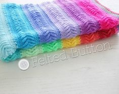 Crochet Pattern, Afghan, Blanket, Plaited Throw